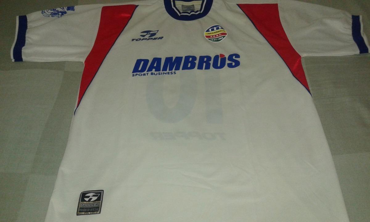 053e09e0fd camisa de futebol do veranópolis - rs. Carregando zoom.