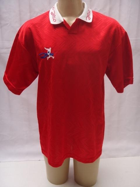 Camisa De Futebol Do Zico Bordada - R  66 2872c1419fb96