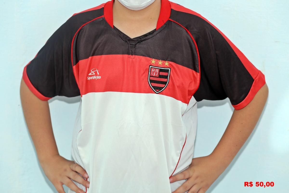 camisa de futebol flamengo de guarulhos. Carregando zoom. 212163b59cc1d