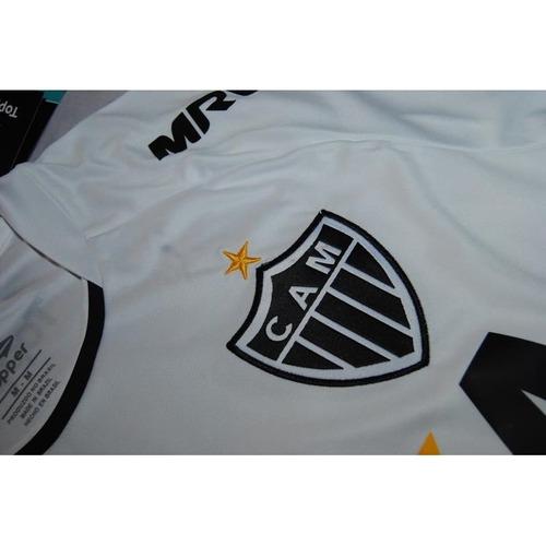 camisa de futebol galo atlético