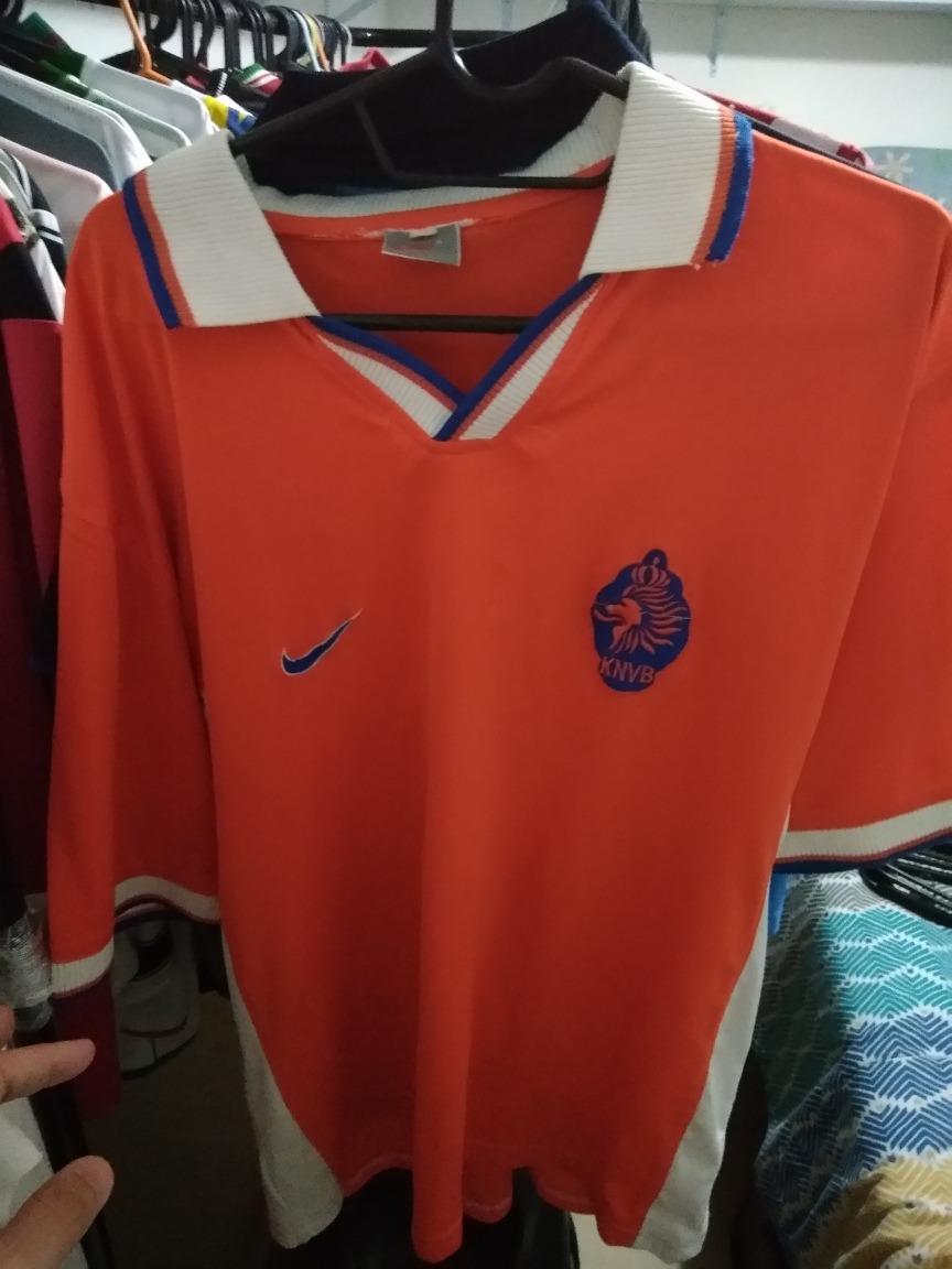f917cbf6f8 camisa de futebol holanda réplica kaustik. Carregando zoom.