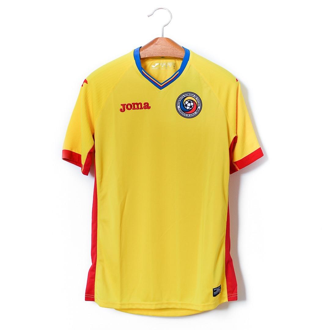 camisa de futebol original da romênia euro 2016 joma. Carregando zoom. cf32f9c130eeb