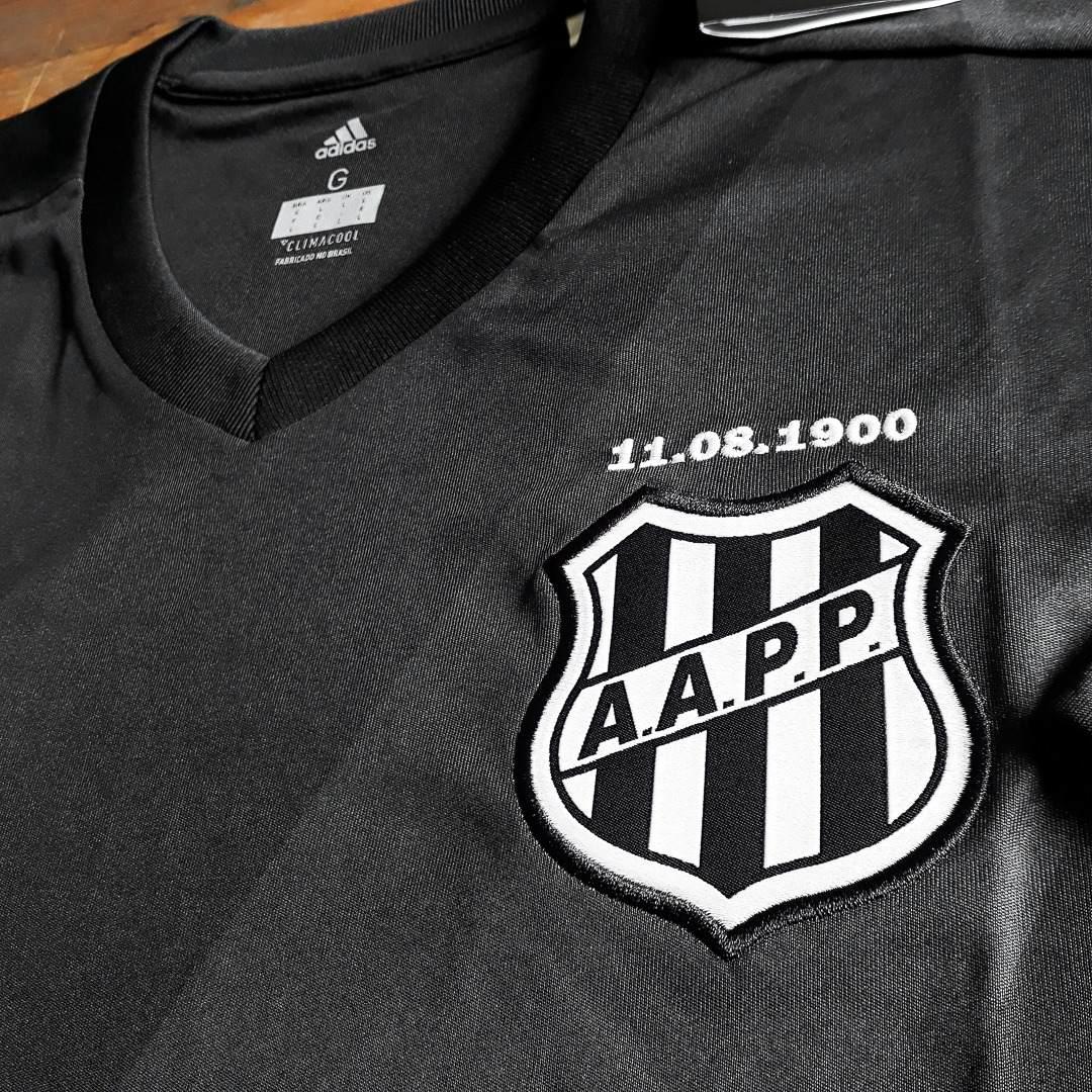 ef2596eaca Camisa De Futebol Ponte Preta 2017 18 adidas - R  139