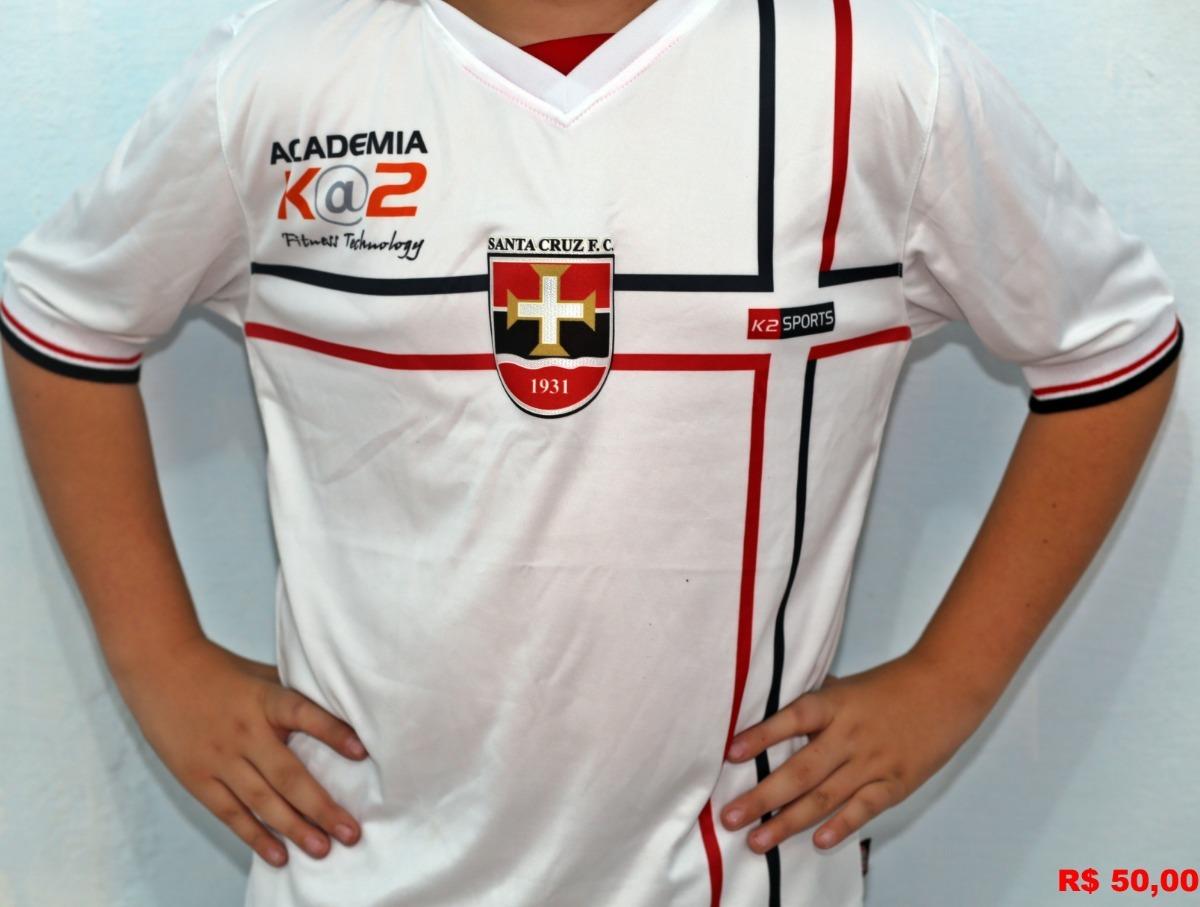 96dc79beed camisa de futebol santa cruzense. Carregando zoom.