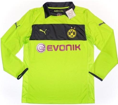 Camisa De Goleiro Borussia Dortmund 2012 13 - R  239 03ccc62e15ef5