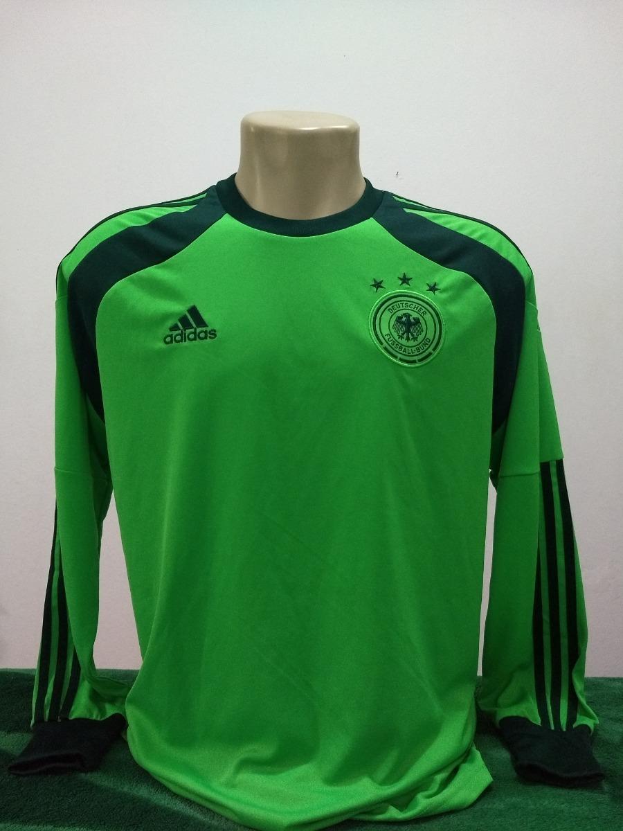 camisa de goleiro da seleção da alemanha de 2014. Carregando zoom. f0c2f539f8379