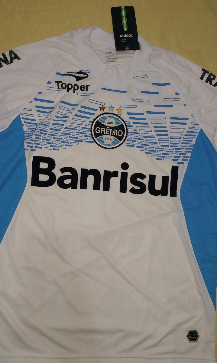 bb9b4b91d0 camisa de goleiro grêmio 2012 100% original topper - 11. Carregando zoom.