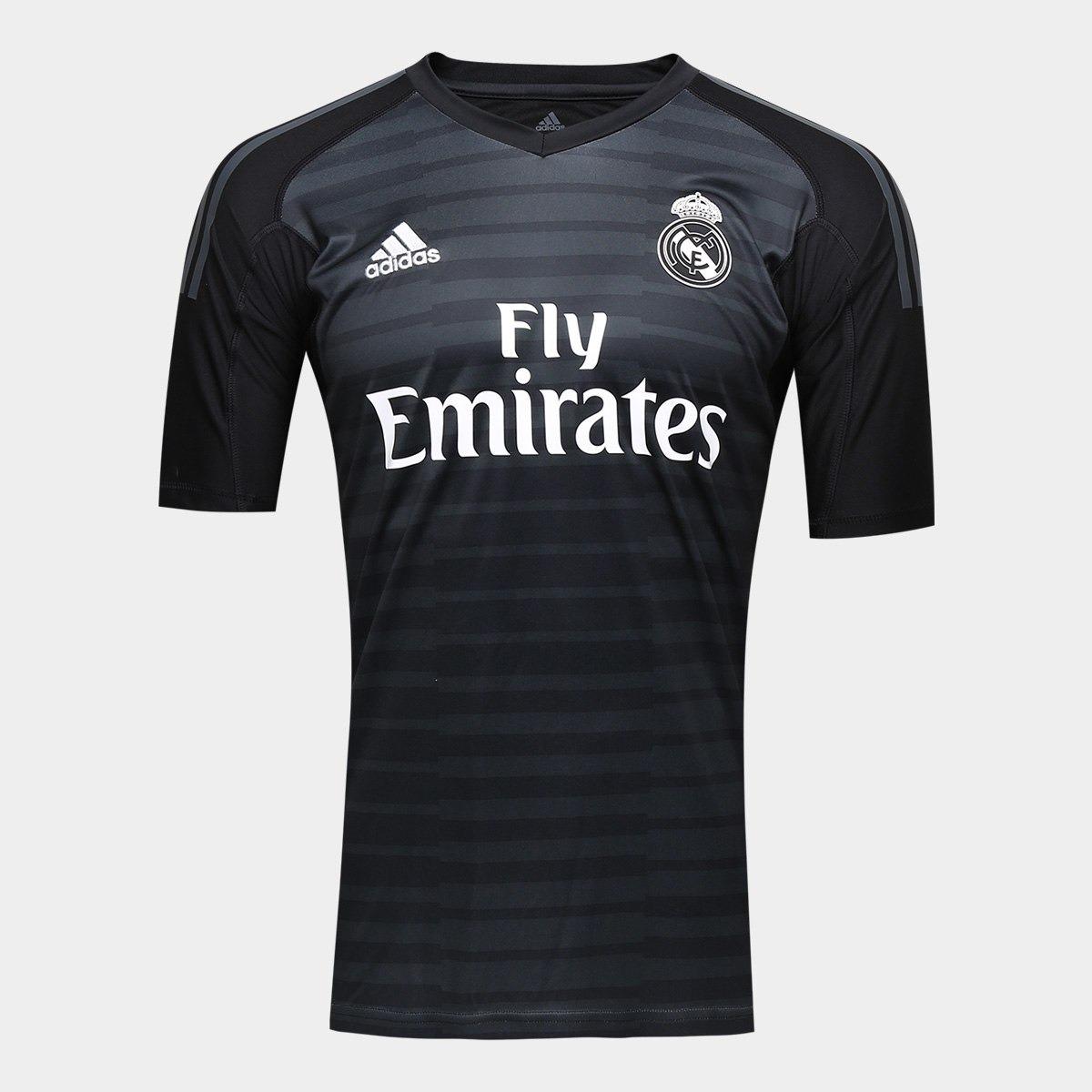 ... camisa de goleiro real madrid 2018 torcedor adidas masculin. Carregando  zoom. 72b62f40656117  Camisa Flamengo Oficial ... 078721fdf8704