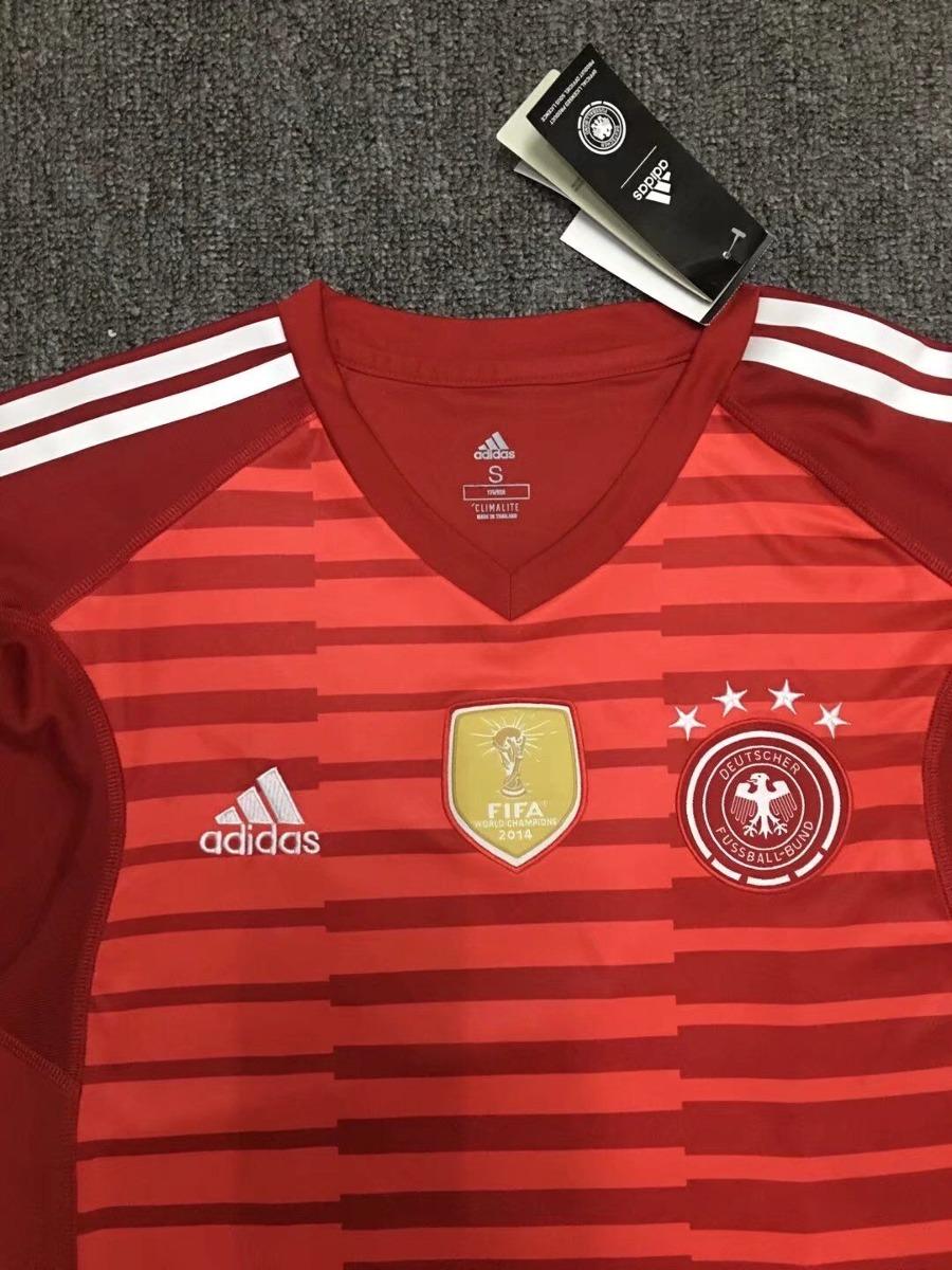 Camisa De Goleiro Seleção Alemanha Copa 2018 (frete Grátis) - R  149 ... 1566e3fc41fcc