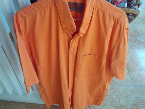 camisa de hombre manga corta condición usada