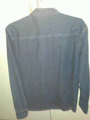 camisa de jean talle 14 kevingst original