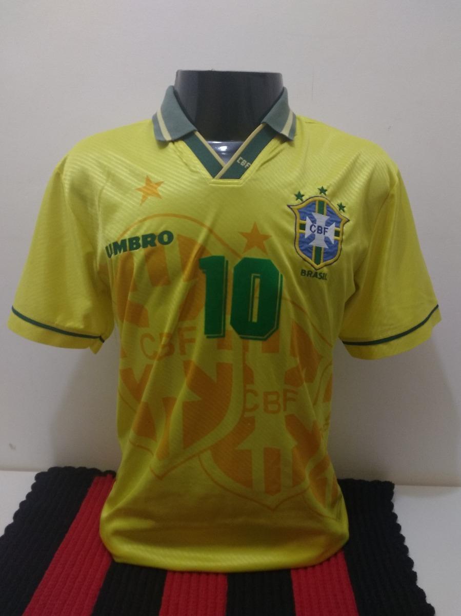 650614286f4b6 camisa de jogo da seleção brasileira 1994  10. Carregando zoom.