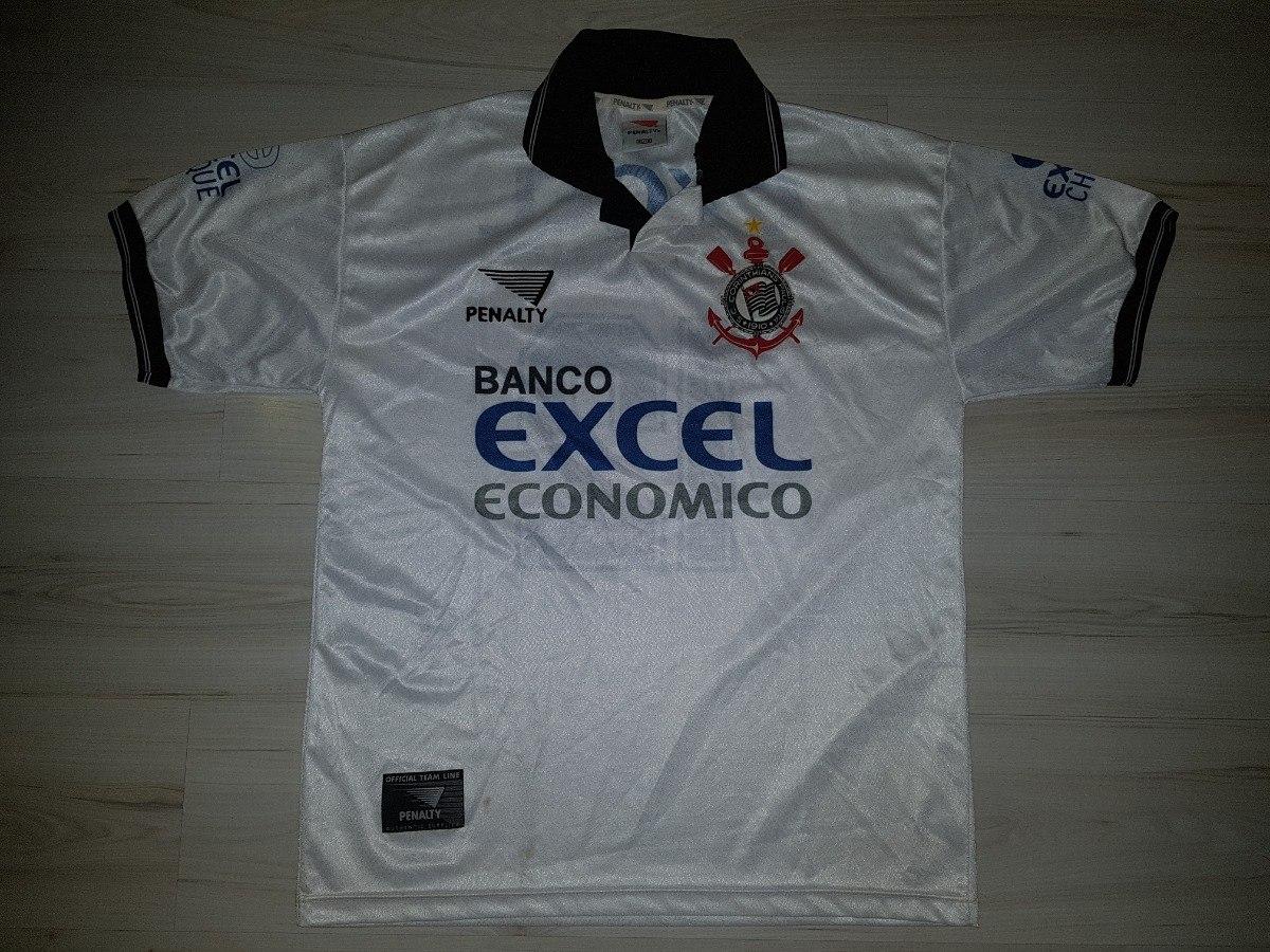 665e6b34933ef camisa de jogo do corinthians 1997 penalty  12 excel cheque. Carregando zoom .