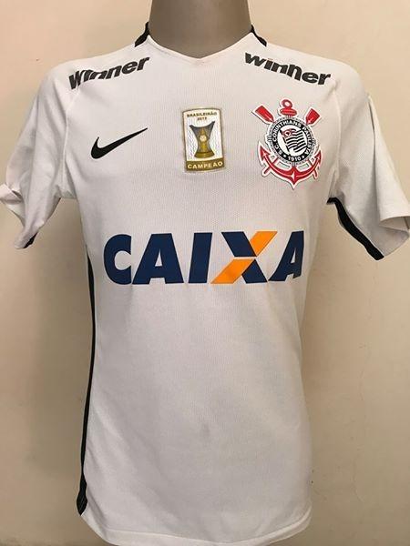 61c9dc3974135 Camisa De Jogo Do Corinthians De 2016 - R  350