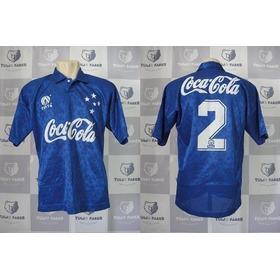 Camisa De Jogo Do Cruzeiro 1992 #2 G