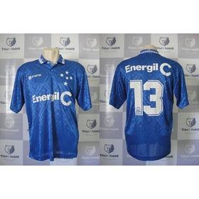 Camisa De Jogo Do Cruzeiro 1996 #13 G