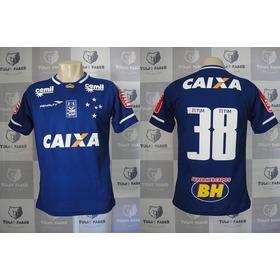 Camisa De Jogo Do Cruzeiro 2015 #38 G