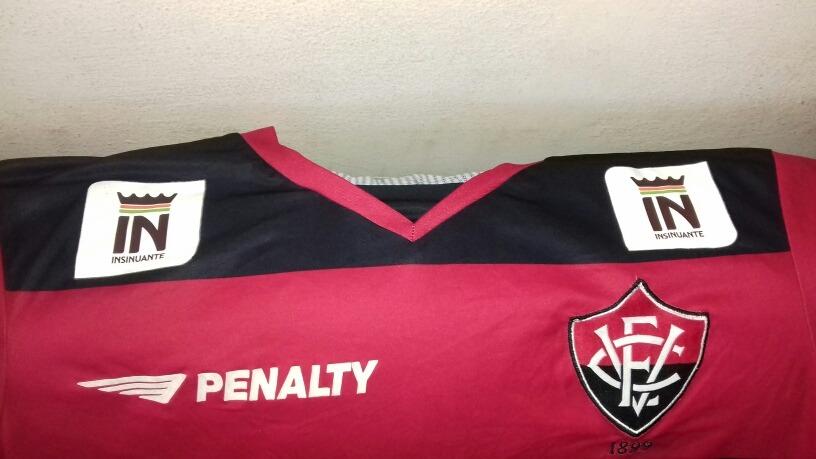 713303383c camisa de jogo vitória da bahia penalty. Carregando zoom.