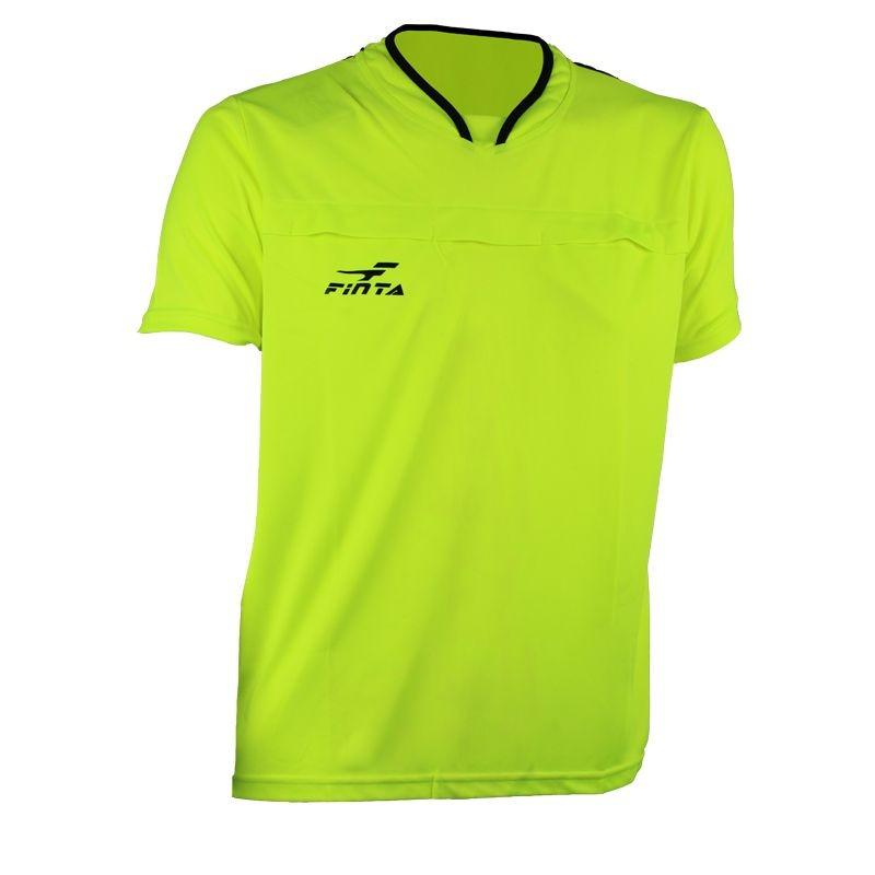 Camisa De Juiz Árbitro De Futebol Futsal - Oficial - Finta - R  69 ... 08d806ff21bda