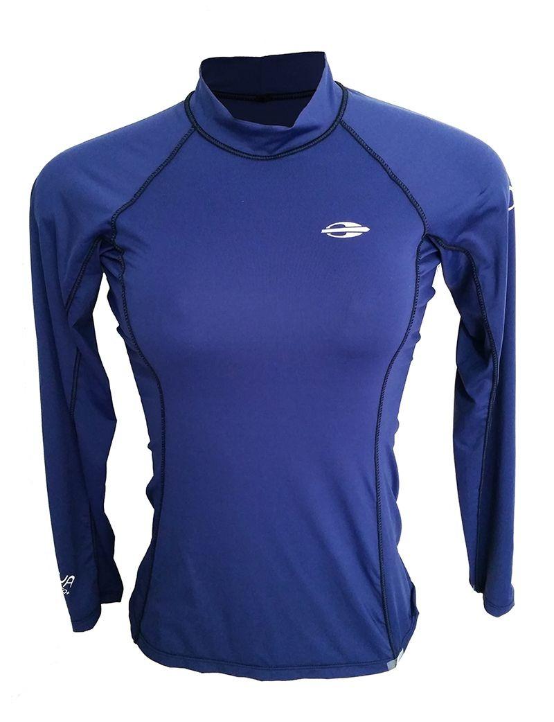 c0e4e40ce4db3 camisa de lycra feminina mormaii diva proteção uv 50+ surf. Carregando zoom.