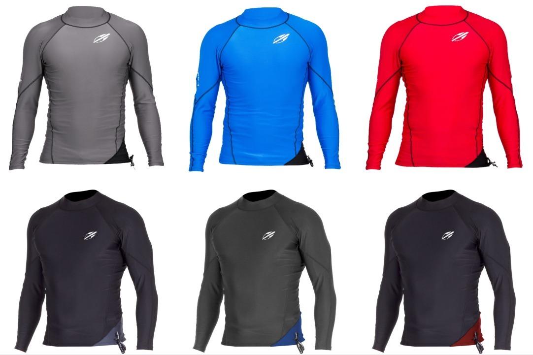 82b02eb56bca7 Camisa De Lycra Mormaii Snap Com Proteção Uv Camiseta Surf - R  164 ...