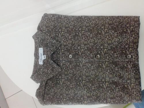 camisa de marca ckl talla m varón