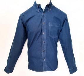 e077e8cb1 Camisas Caballeros Manga Larga Unicolor - Camisas Manga Larga de ...