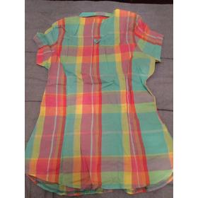 Camisa De Mujer Nueva Sin Uso Con Etiqueta