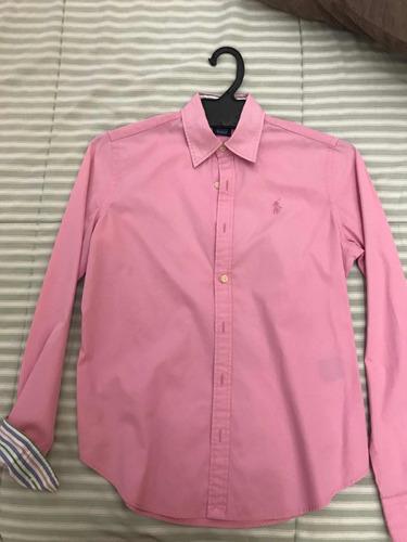 camisa de mujer polo ralph lauren original