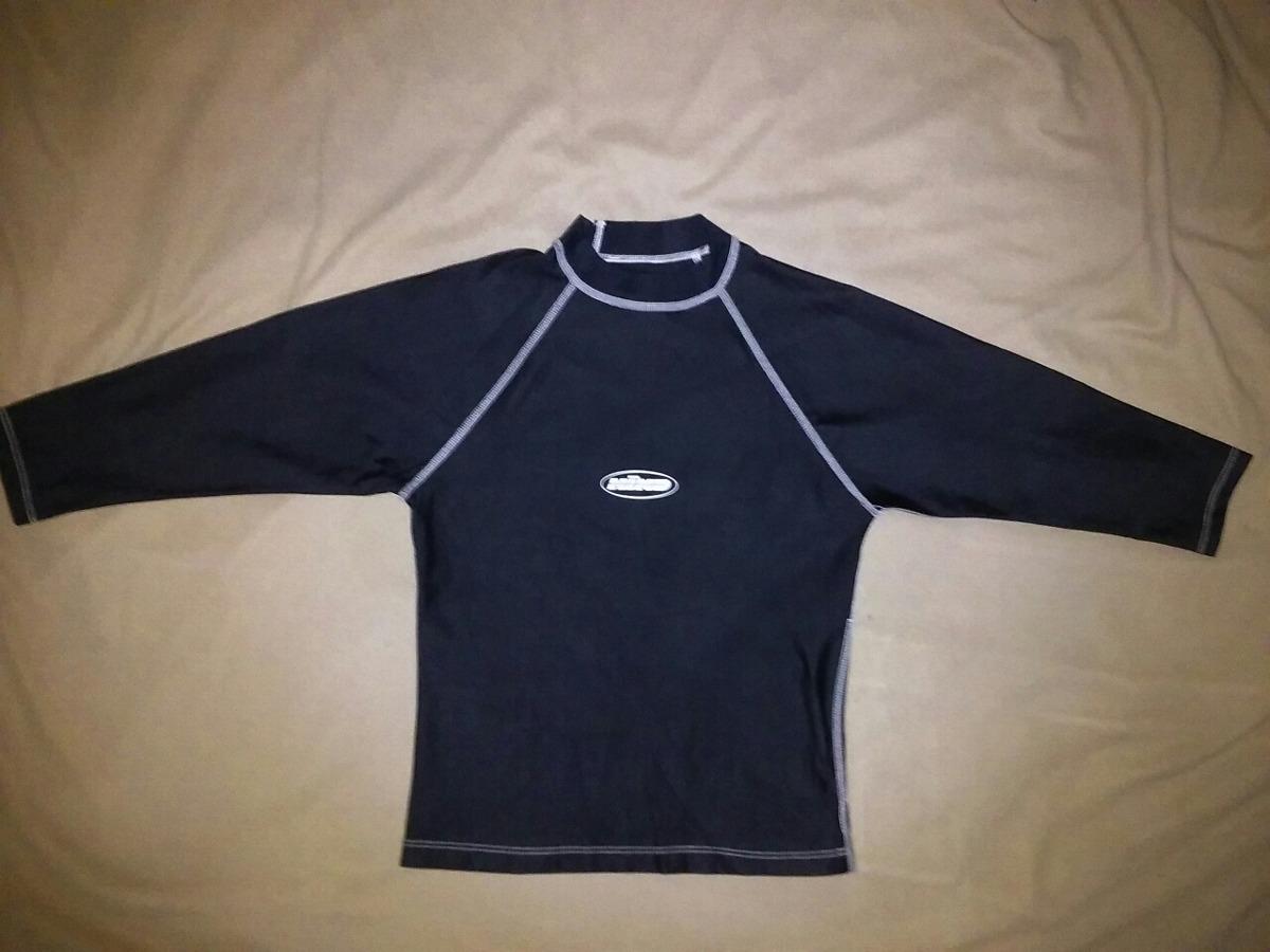 8a1604b4d66d6 Camisa De Natacion Lycra Playera Hind Talla 14 (6 O 7 Años) - Bs ...