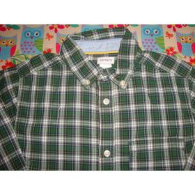 Camisa De Niño Marca Carter Talle.7