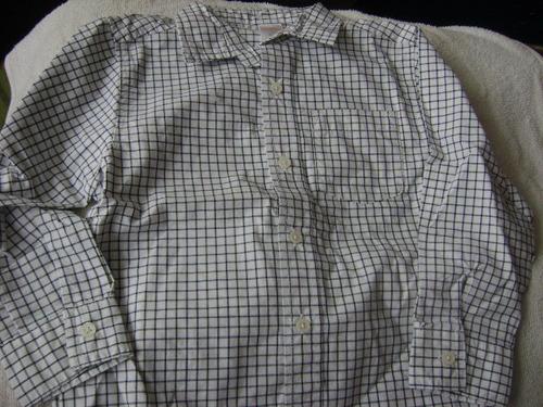 ***camisa  de niño*** marca gymboree talla 4