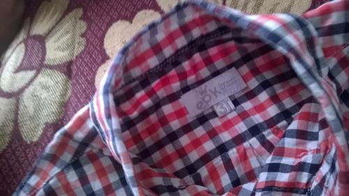 camisa de niño usada