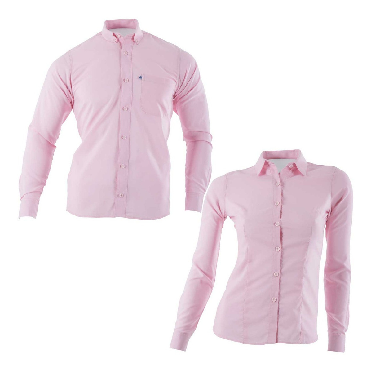 1fbe5a375f5c Camisa De Oficina Manga Larga 3xl Y 4xl Para Mujer