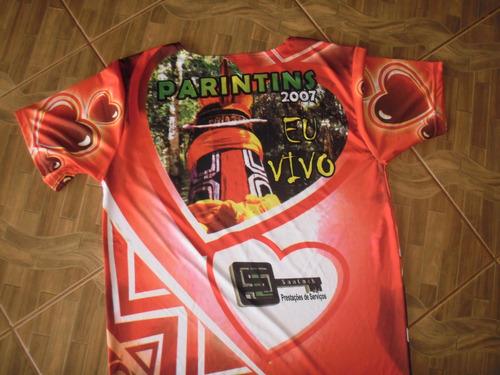 camisa de parintins amazonia