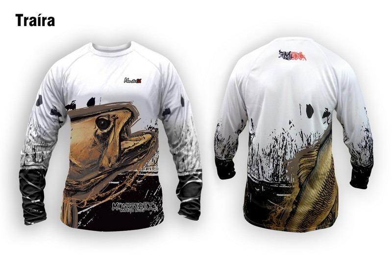 a99bb190ca99c Saiba Mais Sobre A Camisa De Pesca Sublimada