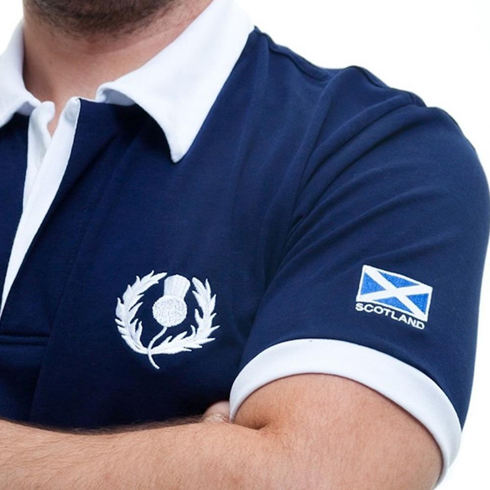 f05b8c4de5 camisa de rugby da escocia retro 1984. Carregando zoom.