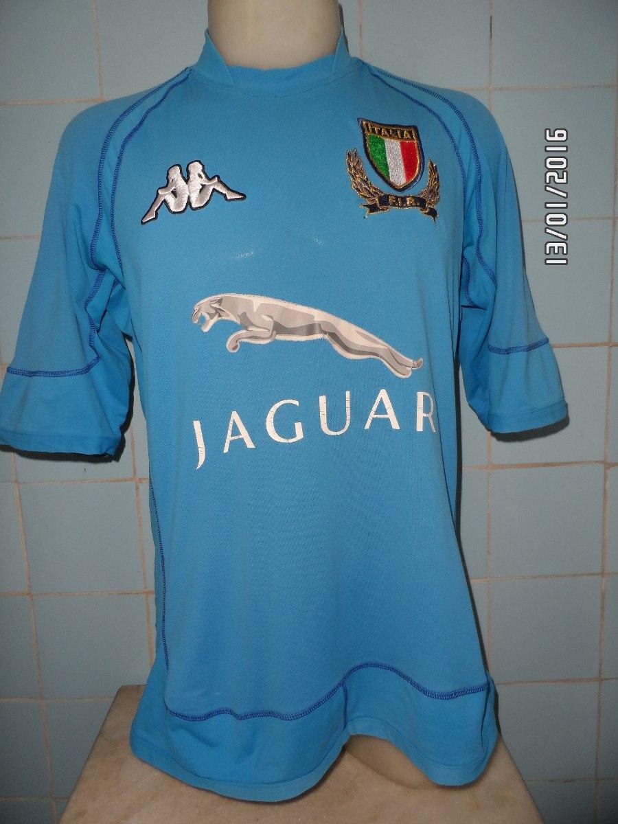55e46d1764 Camisa De Rugby Da Seleção Da Itália - R$ 100,00 em Mercado Livre