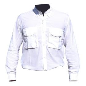 Camisa De Secado Rápido - Talles Especiales 46/50
