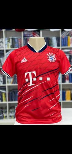 camisa de time estrangeiro