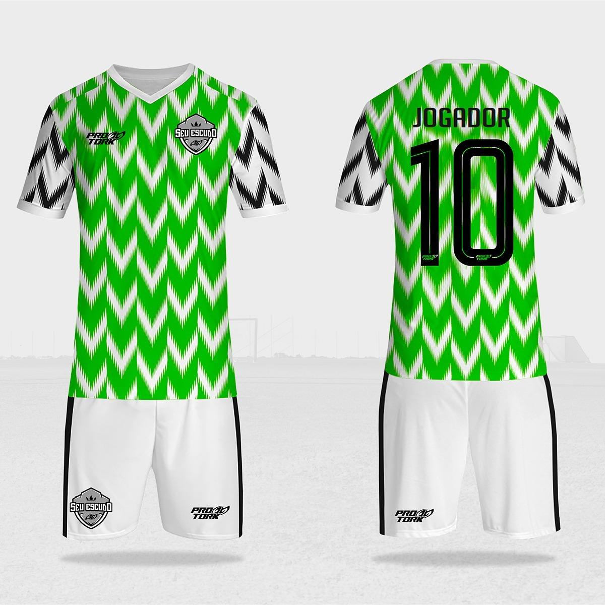 8f89c3df8 camisa de time personalizada 10un futebol ou futsal. Carregando zoom.