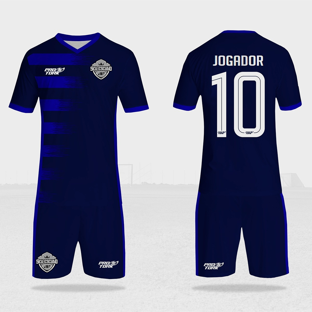 camisa de time personalizada futebol ou futsal. Carregando zoom. e770617f4551f