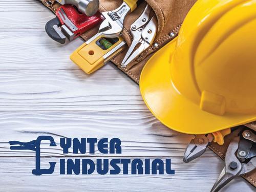 camisa de trabajo gabardina azul - ynter industrial