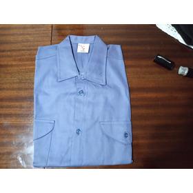Camisa De Trabajo Grafa Y Pantalon