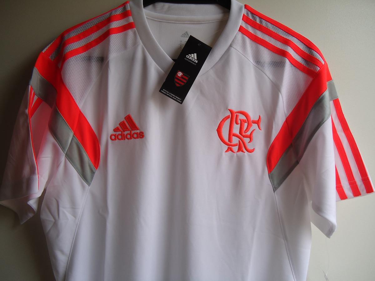81e9a367e7 Camisa De Treino Do Flamengo 2014 - adidas - Nova - Tam. M - R  89 ...