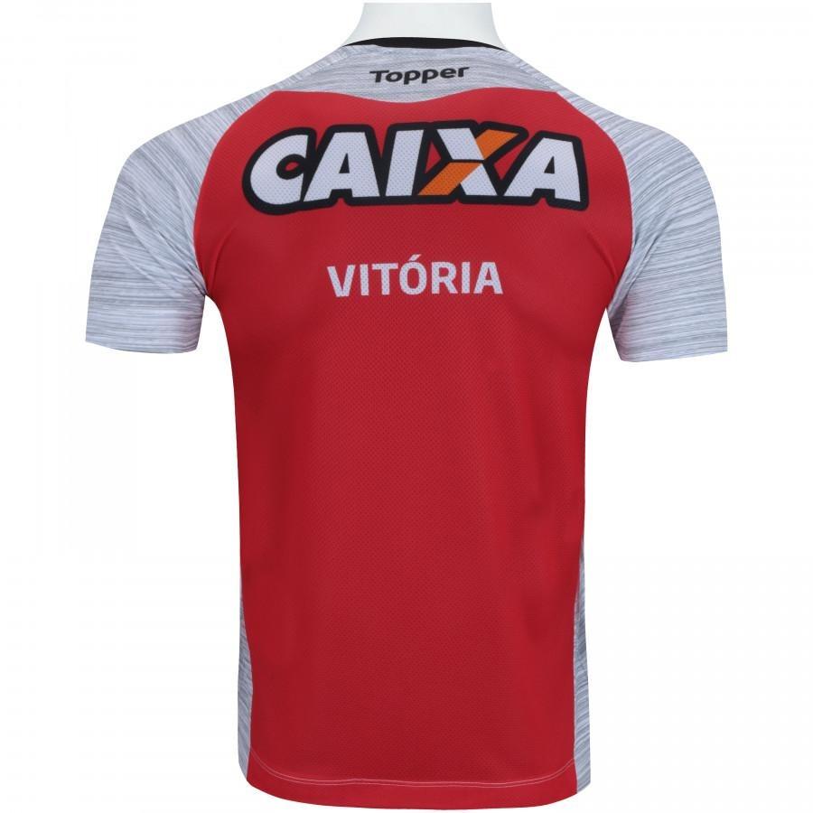 camisa de treino do vitória 2017 topper - masculina. Carregando zoom. 49b656216185c