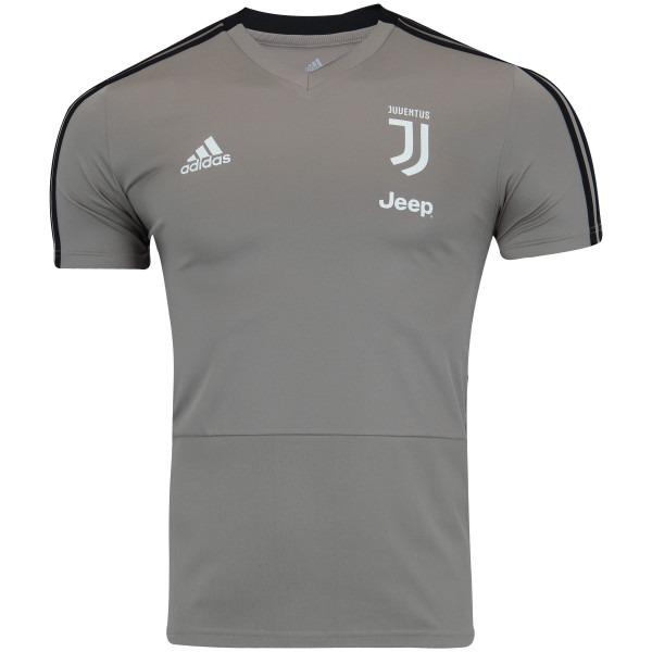1fd478b1cb1 Camisa De Treino Juventus 18 19 adidas Masculina - R  189