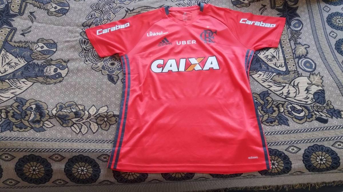 559d4e64cb Camisa De Treino Original Exclusiva Jogador Do Flamengo 2016 - R ...