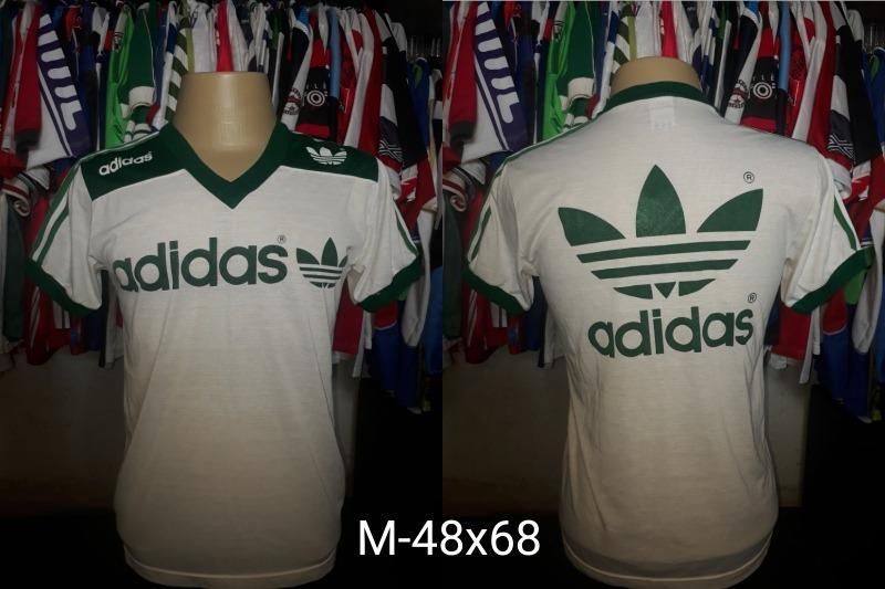 cde522bb33 camisa de treino palmeiras adidas anos 80. Carregando zoom.