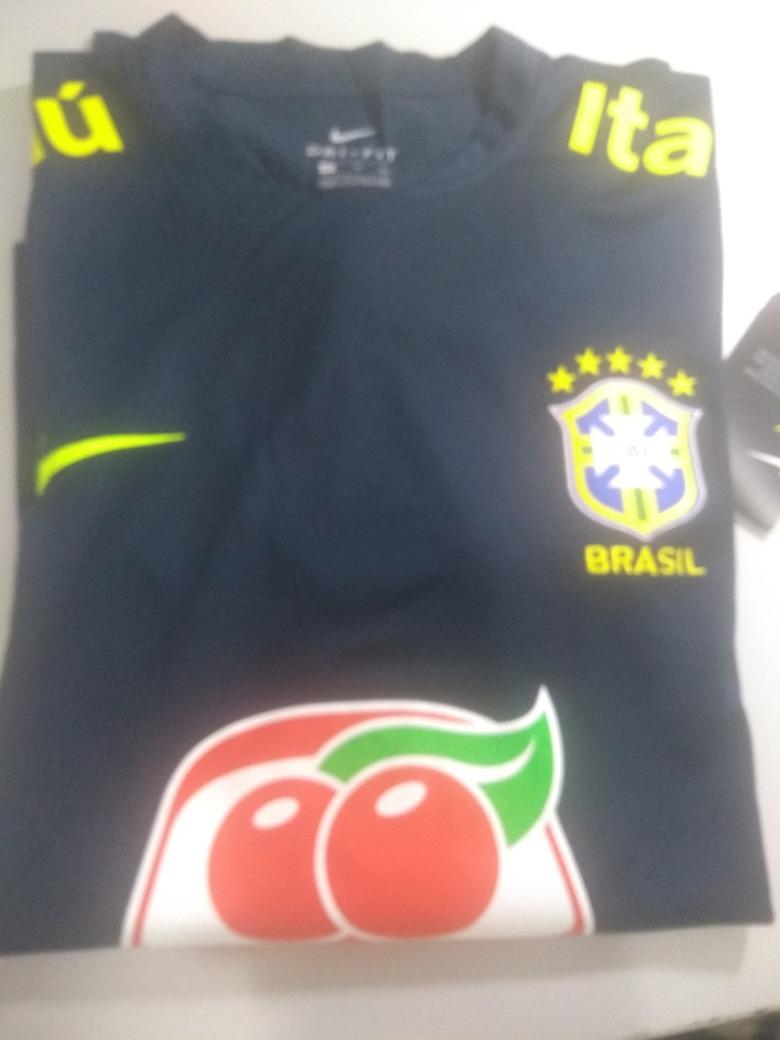 20d1a0c98fa18 camisa de treino seleção brasileira. Carregando zoom.